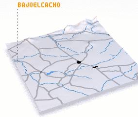 3d view of Bajo el Cacho