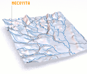 3d view of Mecoyita