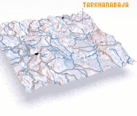 3d view of Tarkhaña Baja
