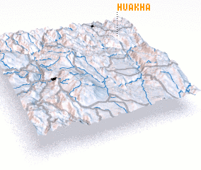 3d view of Huakha