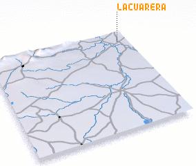 3d view of La Cuarera