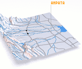 3d view of Ampata