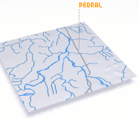 3d view of Pedral
