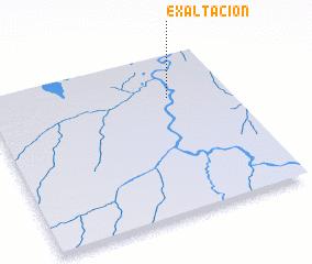 3d view of Exaltación
