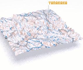 3d view of Yanakaka