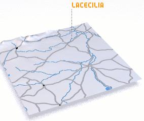 3d view of La Cecilia