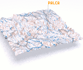 3d view of Palca