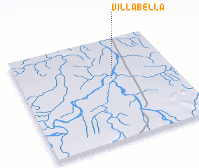 3d view of Villa Bella