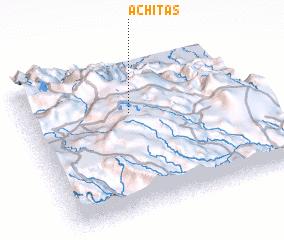 3d view of Achitas