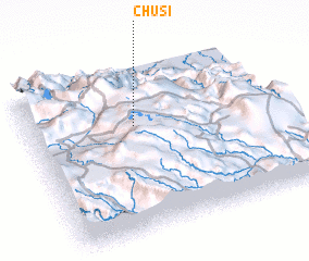 3d view of Chusi