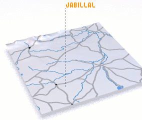 3d view of Jabillal