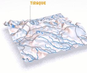 3d view of Tiraque