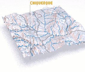 3d view of Chiquerque