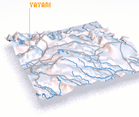 3d view of Yayani