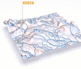 3d view of Huasa