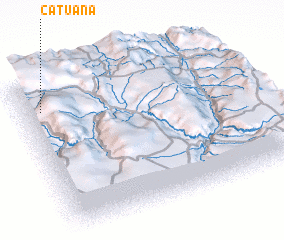 3d view of Catuana
