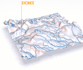 3d view of Siches