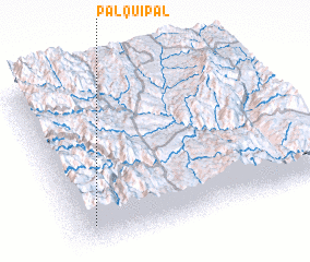 3d view of Palquipal
