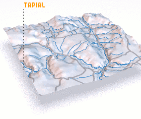 3d view of Tapial
