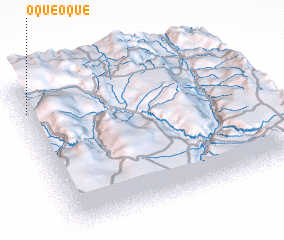 3d view of Oqueoque