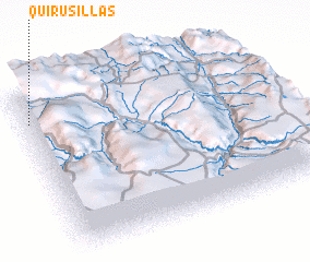 3d view of Quirusillas