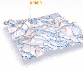 3d view of Andén
