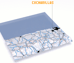 3d view of Cucharillas