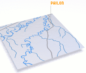 3d view of Pailón