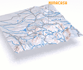 3d view of Muñacasa