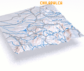3d view of Chilapalca