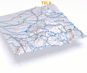 3d view of Tela