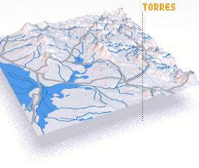 3d view of Torres