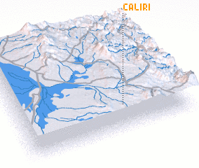 3d view of Caliri