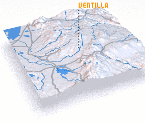 3d view of Ventilla