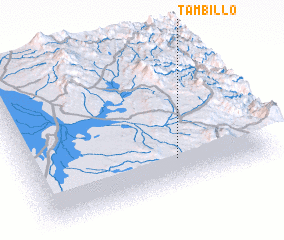 3d view of Tambillo