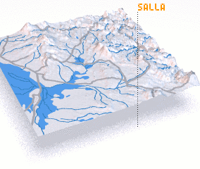 3d view of Salla