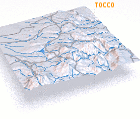 3d view of Tocco