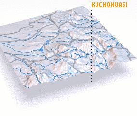 3d view of Kucho Huasi