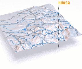 3d view of Khasa