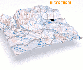 3d view of Viscachani