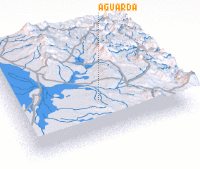3d view of Aguarda