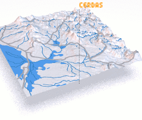 3d view of Cerdas