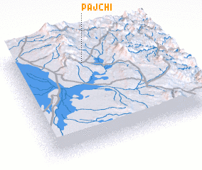 3d view of Pajchi