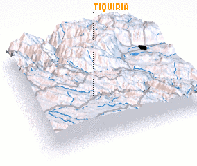 3d view of Tiquiria