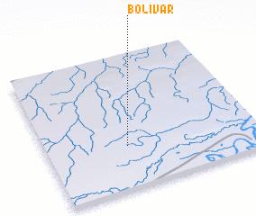 3d view of Bolívar