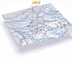 3d view of Jaco