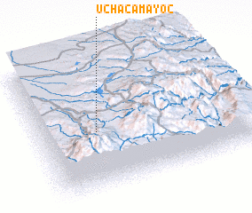 3d view of Uchacamayoc
