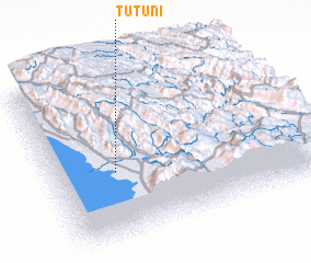 3d view of Tutuni