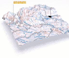3d view of Aramani