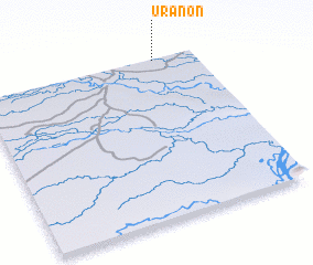 3d view of Urañon